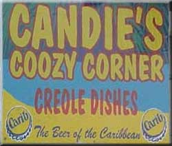 Candie's Coozy Corner