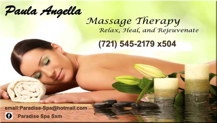 Paula Angella, Massage Therapist